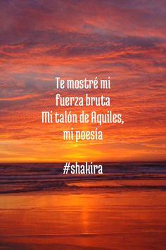 de canciones de shakira inevitable: