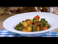 Operation Transformation 2016 » Tasty Vegetable Curry