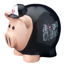 Save up your change with this Official WWE Superstar Piggy Bank!