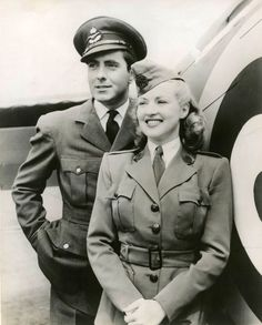 Tyrone Power and Betty Grable