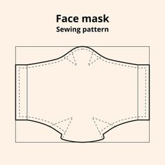 Sewing Patterns Free, Free Sewing, Free Pattern, Pattern Sewing, Pattern Drafting, Sewing Hacks, Sewing Tutorials, Sewing Projects, Video Tutorials