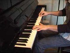 """Carmen """"Habanera"""" (Bizet) improvisation on piano; @JoAnn Ridge"""