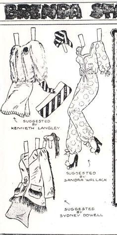 Betty Ann #2 12-20-1942