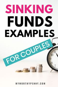 If you are wondering what sinking funds you can add on your budget, here are some of the best sinking funds examples. Money Saving Challenge, Money Saving Tips, Envelope Budget, Budgeting System, Financial Organization, Sinking Funds, Budget Binder, Pocket Money, Living On A Budget