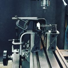 Customer had a unique challenge and an impossible deadline. Manutec's team came up with a rapid solution. #engineering #customparts #custom #engineered #realmachist #cnc #cncmill #cncmilled #cncmilling #bridgeport #3axis #manutec #madeinusa #madeinamerica #madeinmichigan #macomb #macombcounty #michiganmade #americanmade #usmanufactured #usmanufacturer #prototype #prototyping #machinist #machining #robot #robotic #robotics #robotparts #solutions #engineeredsolutions