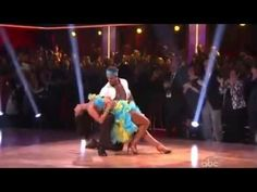 Dancing With The Stars William Levy And Cheryl Burke - YouTube