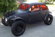 Fusca Cross, Vw Rat Rod, Vw Baja Bug, Vw Classic, Sand Rail, Vw Vintage, Beach Buggy, Vw Cars, Jeep 4x4