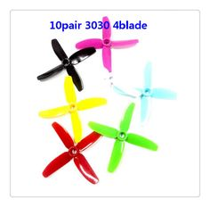 3030 propellers high-quality 3 inch 4 propeller (CW/CCW) for  mini race mini multicopter 150 180 quadcopte