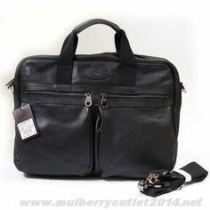 MK 2014 Womens Mulberry Tote Bag Black Fast Shipping