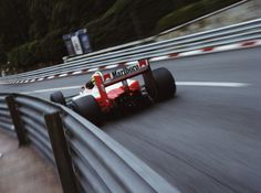 Ayrton Senna McLaren - Honda Monaco 1988