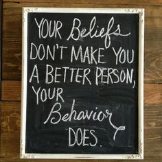 Positive actions people :0)