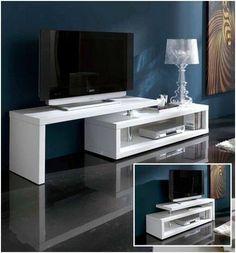 Detalles con estilo...  Mueble auxiliar de televisión. Sideboard.  #furniture  #muebles  #Málaga  http://www.decorhaus.es/es/