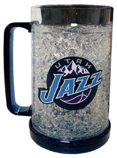 Utah Jazz Freezer Mugs