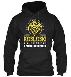 KOSLOSKI #Kosloski