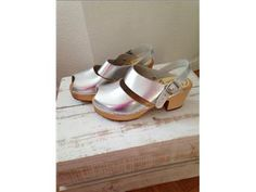 metallic high heel sandals with adjustable strap...There's for sure someone there enjoying these beauties