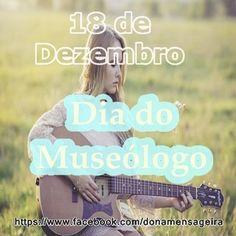 18 de Dezembro  #DiadoMuseólogo