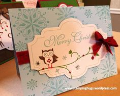 The Snow Festival Designer Printed Tags on page 12 of the holiday catalog are not just for tags. See how you can turn these tags into fast and easy cards. You get 25 double-sided tags; 5 each of 5 ...
