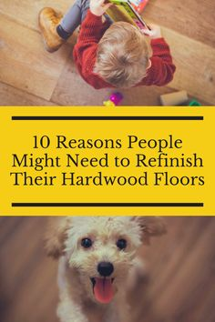 Here are the ten reasons people might need to refinish their hardwood floors. Do your floors fall under the list? Flooring 101, Hardwood Floors, Fall, People, Wood Floor Tiles, Autumn, Wood Flooring, Fall Season, People Illustration