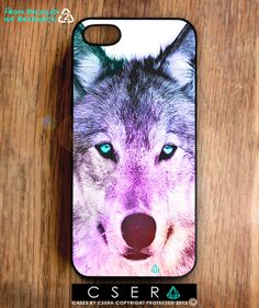 Hungarian Alpha Female Wolf iPhone Case