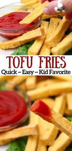 Best Tofu Recipes, Vegan Cheese Recipes, Tasty Vegetarian Recipes, Vegan Recipes Easy, Dairy Free Recipes, Vegan Junk Food, Vegan Comfort Food, Protein Snacks, High Protein