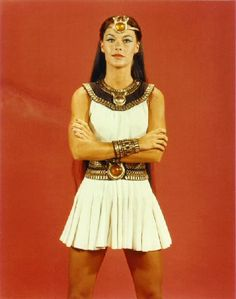 Oh mighty Isis - TV show 70s Saturday mornings