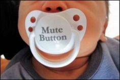 Bouton Silence