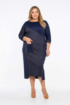 Full Figured, Cold Shoulder Dress, Winter, Sweaters, Beauty, Dresses, Fashion, Fashion Styles, Winter Time