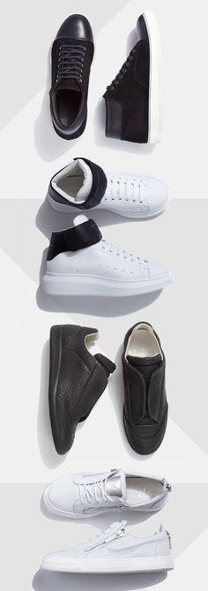ed9e1f0f29 It s all in the contrast. Check out these new  SakSneaks arrivals from   GiuseppeZanotti