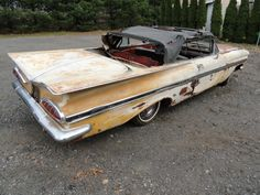1959 Chevrolet IMPALA ,THIS IS AN ORIGINAL 348 TRI POWER, AUTO TRANS CAR