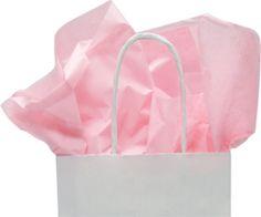 SPRING - Special Order Tissue Light Pink