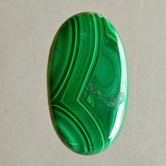 Natural Malachite Handmade Oval Gemstone,Malachite Jewelry Making Gemstone#1132