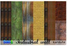 kardofe_Industrial wall