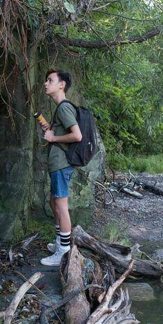 hiking boi