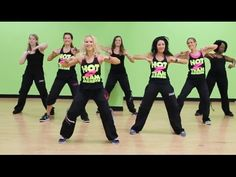 Zumba Dance Workout Fitness For Beginners Step By Step - Zumba Dance - YouTube