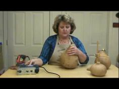 ▶ How to cut your gourd ~ by Miriam Joy - YouTube