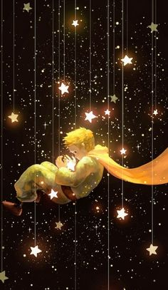 Dream Guide, Star Wallpaper, Wallpaper Wallpapers, Colorful Wallpaper, Lucid Dreaming, The Little Prince, Nice To Meet, Throw Pillow Cases, Stars And Moon