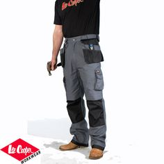 Lee Cooper Duck Pant Trousers - LCT210