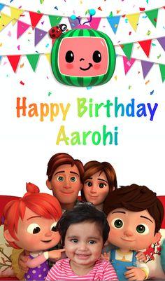 Boys First Birthday Party Ideas, 1st Birthday Party For Girls, 1st Birthday Decorations, Kids Birthday Themes, Birthday Backdrop, Kids Party Themes, Paw Patrol Birthday Card, Happy 1st Birthdays, Party In A Box