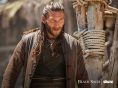 Charles Vane.    Still the most ferocious man in the Caribbean!