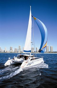 Catamaran; can't wait to go sailing in Belize this christmas