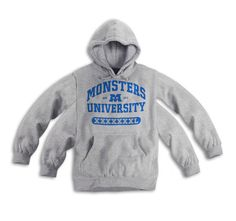 To celebrate the follow up to Monsters Inc., Monsters University, Pixar rolled out a website for MU. Complete with 4-armed sweatshirts in the gift shop.