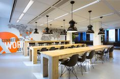 Amsterdam Internet Exchanges Headquarters | #collaborative