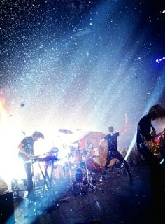 Imagine Dragons - radically awesome live shows.