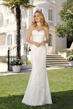 Style 418004 - Ladybird Wedding Dress Collection 2018