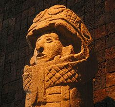 ancient astronauts | Mayan Astronaut – Ancient Aliens – Figure Carving « UFO-Contact ...