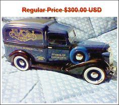 VERY RARE Limited Ed Collectors Bank 1936 Dodge by CajunsDesign http://www.etsy.com/listing/107731714/very-rare-limited-ed-collectors-bank