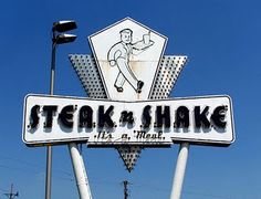I grew up with Steak n Shake (the U.City location on Olive) and still love it.  It was a classic back in the day, with carhops.