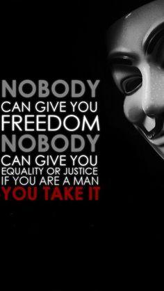 Take ur freedom