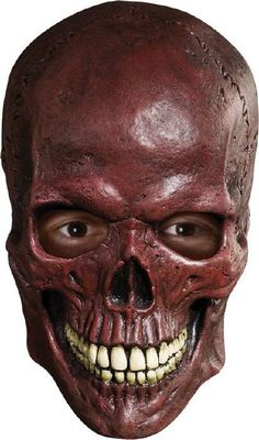 #4241 Includes: 1 Adult Latex Overhead Mask Size: Adult-One Size