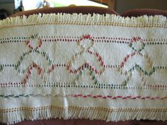 Angel Table Runner